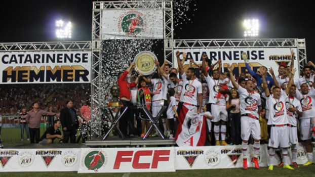 Joinville Campeão Catarinense