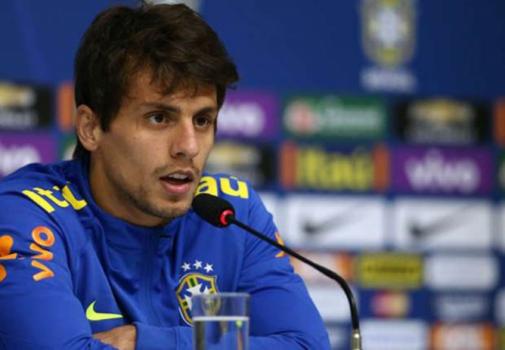 Rodrigo Caio - Seleção Brasileira