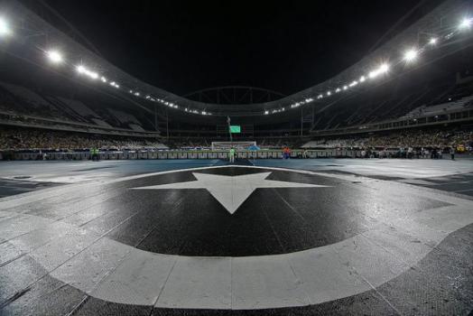 c0e36a1d25 Cara nova  customização do Nilton Santos anima torcida do Botafogo ...