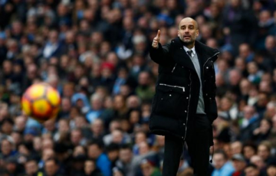 Guardiola - Manchester City x Swansea