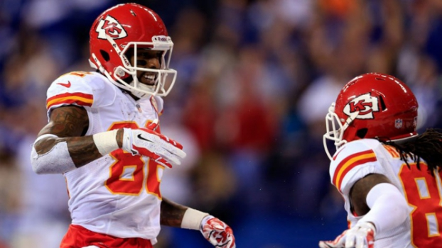 Indianapolis Colts 45x44 Kansas City Chiefs - 2014