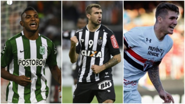 Borja, Pratto, Lyanco
