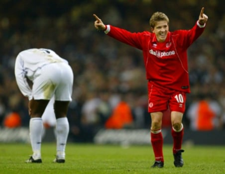Juninho Paulista - Middlesbrough