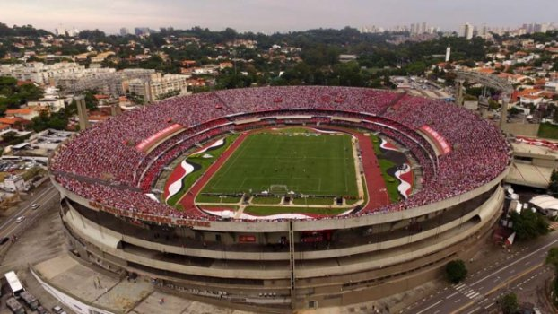 Estádio do Morumbi - São Paulo x Ponte Preta