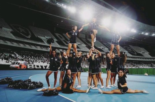 As Gloriosas: as cheerleaders do Botafogo