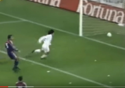 Real Madrid 5x0 Barcelona - 1995