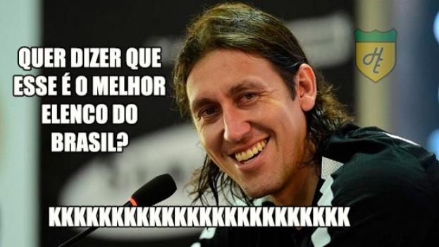 Corintianos tiram onda após vitória sobre o Palmeiras e arbitragem; veja memes