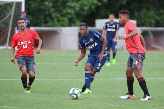 Atlético-GO busca reabilitação no primeiro duelo da semana contra o Flamengo