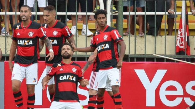 Flamengo x Vasco - Campeonato Carioca 2017 - Semifinal Taça Guanabara
