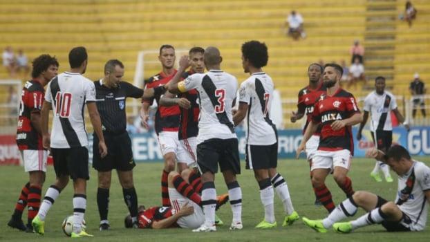Flamengo x Vasco - Campeonato Carioca 2017 - Semifinal Taça Guanabara 6cd62bcece399