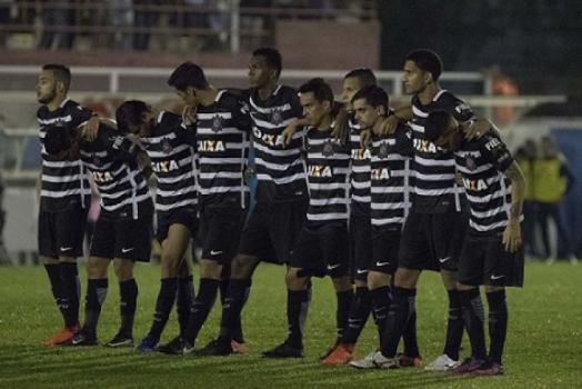 Copa do Brasil: na calorama de Cuiabá, o Corinthians ignora o Luverdense, 2 X 0.