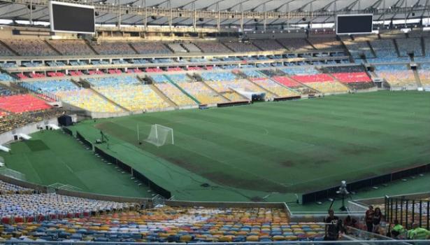 Torcida do Fla esgota ingressos para o jogo de hoje contra o San ... 37f12eec1652c
