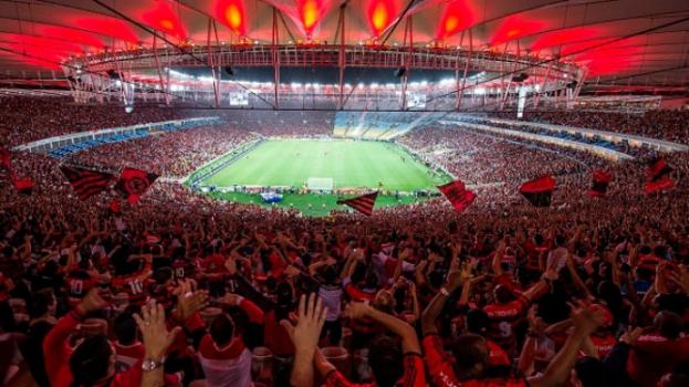 Flamengo irá abrir dois estádios com atração para torcedores acompanhar a grande final