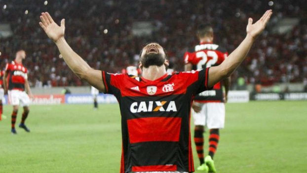 Camisa 10 protagonista  Diego assume papel vital no Flamengo   Sei ... 542ed71abf0eb