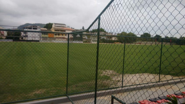 Novo campo do Flamengo no Ninho está quase pronto. Veja as fotos: