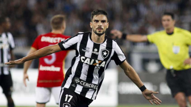 Talismã Pimpão marcou o gol da vitória