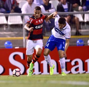 Parot x Guerrero - Universidad Católica x Flamengo