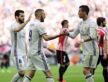 Atletic Bilbao x Real Madrid