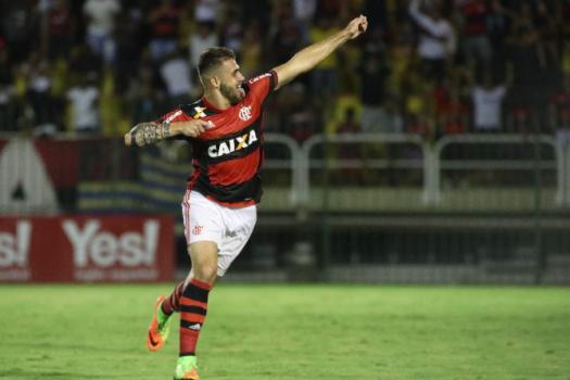 Flamengo - Felipe Vizeu