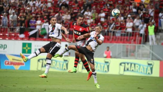 Vasco x Flamengo será no sábado 55944d9deb628