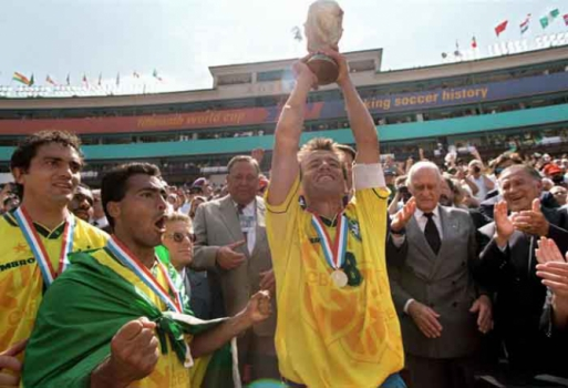Dunga na Copa do Mundo de 1994