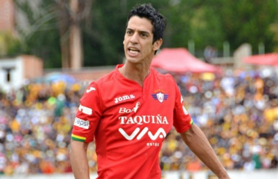 Thomaz - Jorge Wilstermann