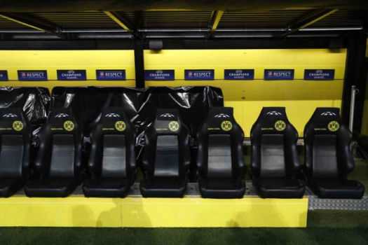 Banco do Signal Iduna Park / AFP)