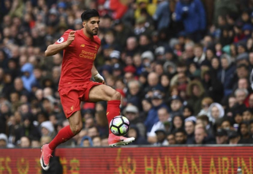 Emre Can - West Bromwich x Liverpool