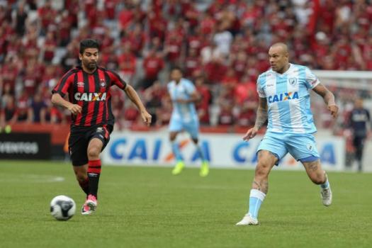 Atlético-PR x Londrina