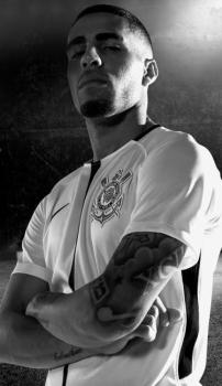 e64bf88896bed Corinthians lança uniforme no dia de São Jorge. Confira fotos das ...