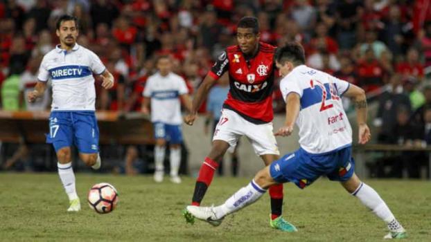 Flamengo x U. Católica