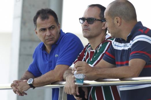 Após áudio vazado, vice-presidente do Fluminense deixa o cargo