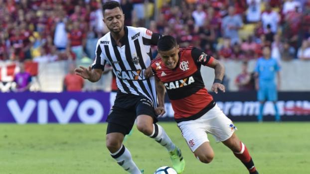 Flamengo x Atlético MG