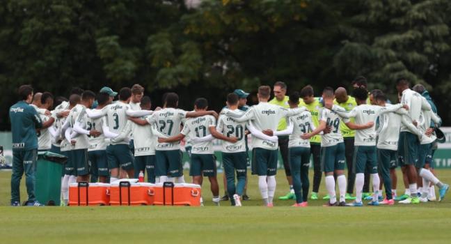 Vitória sem 'sufoco' contra Atlético Tucumán é meta do Palmeiras na Libertadores