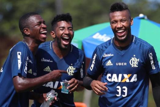 Com fratura na costela, Gabriel desfalca o Flamengo por tempo indeterminado