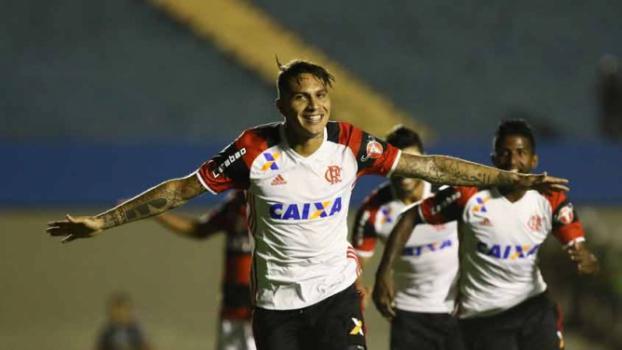 Atlético-GO x Flamengo