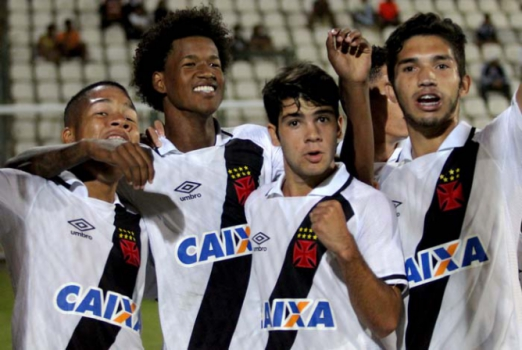 Sub-20 do Vasco vive ano especial e busca vaga na final da Copa do ... bdd3e7e07da56