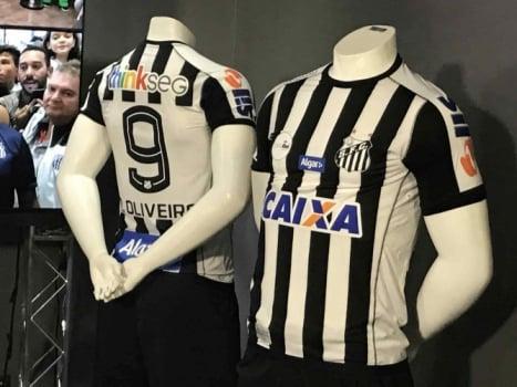 Novo terceiro uniforme do Santos vaza na web  Veja imagem  919c1a1a59ab1