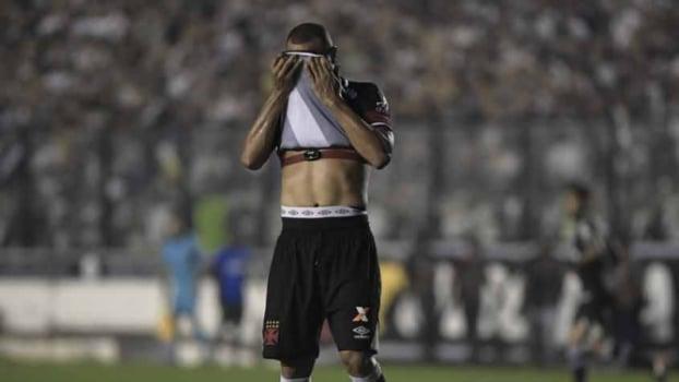 Luis Fabiano decide e Vasco vence o Sport pelo Brasileirão