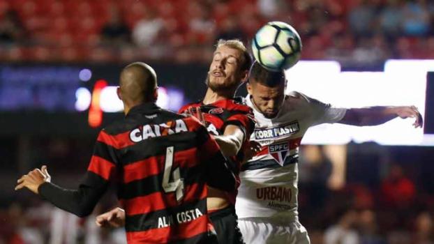 Vitória x São Paulo ao vivo - Veja onde assistir