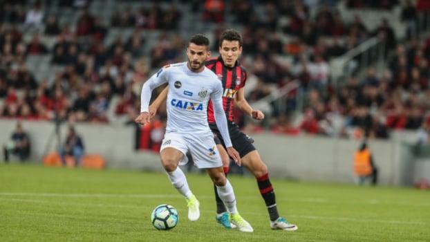 Vanderlei brilha de novo, Kayke marca e Santos vence Palmeiras