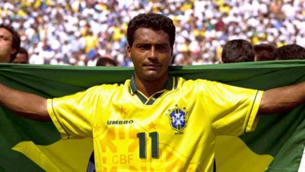 Romário - Seleção Brasileira de 1994 79093bd6c43be