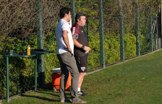 De saída do São Paulo, Maicon não enfrenta Atlético; Rodrigo Caio viaja