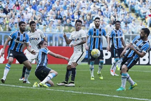 6f4b947e07 Grêmio x Corinthians  prováveis times
