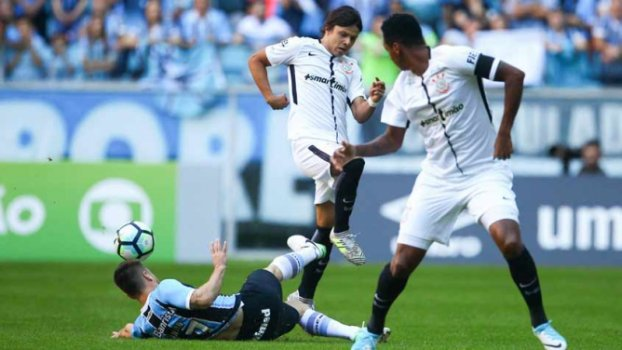 Grêmio x Corinthians