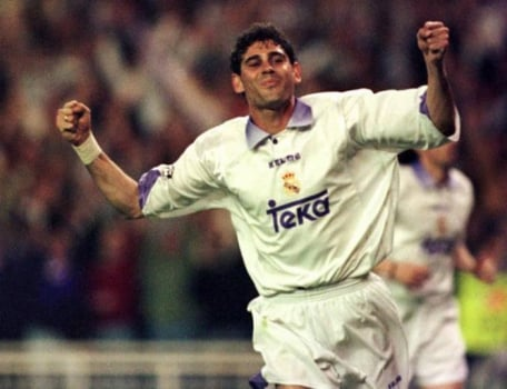 Hierro - Real Madrid