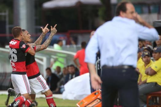 Flamengo x São Paulo