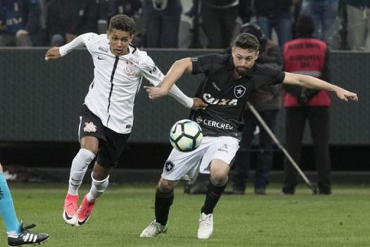 Botafogo x Corinthians: prováveis times, desfalques, onde ver e palpites