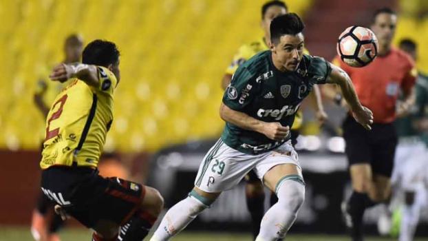 Barcelona de Guayaquil x Palmeiras