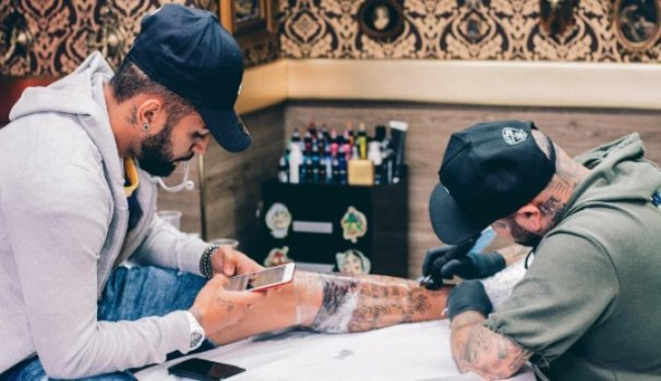 Gabigol - Tattoo